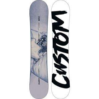 Burton Custom Twin Flying V Wide 2016 - Snowboard