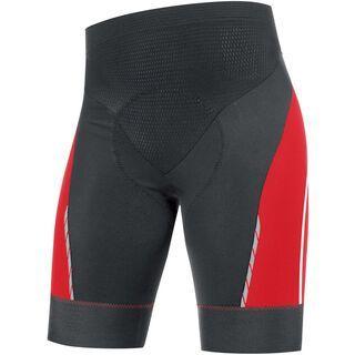 Gore Bike Wear Oxygen 2.0 Tights kurz+, black/red - Radhose