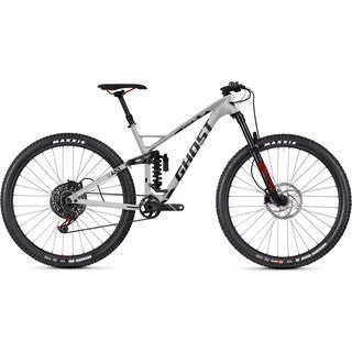 Ghost SL AMR 9.9 LC 2019, silver/black/red - Mountainbike