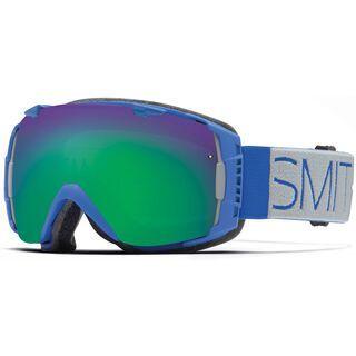 Smith I/O, cobalt block/Lens: green sol-x mirror