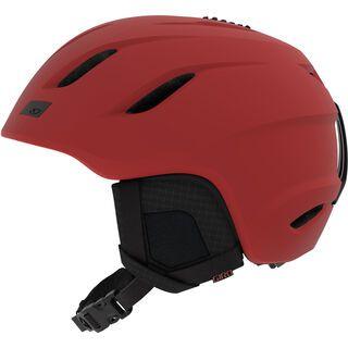 Giro Nine, matte dark red - Skihelm