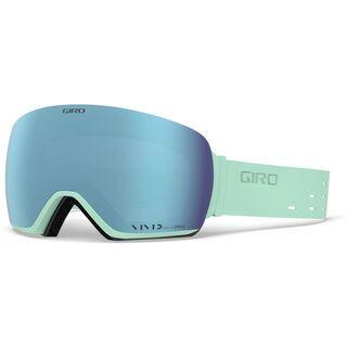 Giro Lusi inkl. WS, mint/Lens: vivid royal - Skibrille