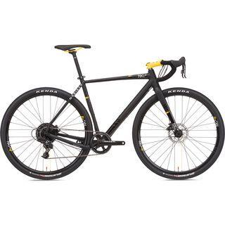 NS Bikes RAG+ 2 2019, black - Gravelbike