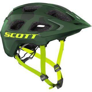 Scott Vivo Helmet, green camo - Fahrradhelm