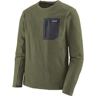 Patagonia Men's R1 Air Crew, industrial green - Fleecepullover
