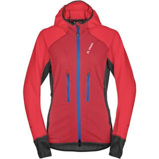 Vaude Women's Larice Jacket , indian red - Softshelljacke