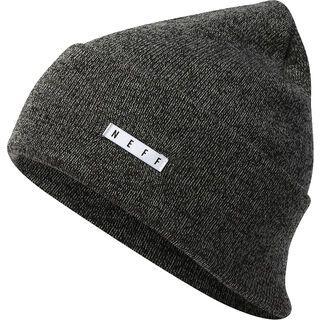 Neff Lawrence Beanie, black heather - Mütze