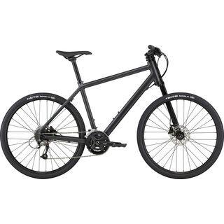 *** 2. Wahl *** Cannondale Bad Boy 2 Lefty LightPipe 2020, matte black - Urbanbike | Größe L // 52,5 cm