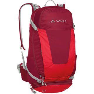Vaude Moab 25, dark indian red - Fahrradrucksack