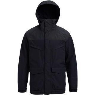 Burton Breach Jacket, true black/true black wax - Snowboardjacke