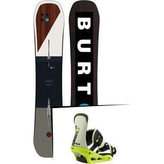 Set: Burton Custom 2019 +  Freestyle (2218429S)