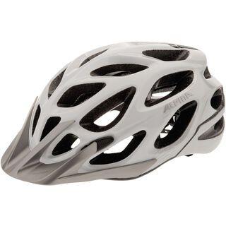 Alpina Mythos 2.0, white silver - Fahrradhelm