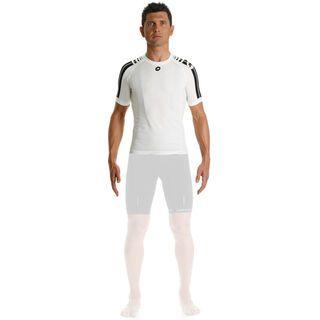 Assos SS.skinFoil Summer, white panther - Unterhemd