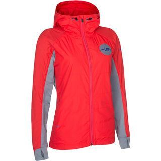 ION Insulation Jacket Aerial, hibiscus - Thermojacke