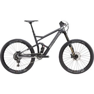 Cannondale Jekyll Carbon 2 2016, black/silver - Mountainbike