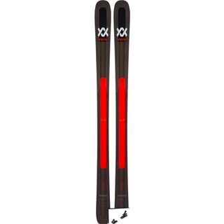 Set: Völkl M5 Mantra 2019 + Salomon STH2 WTR 13 black/dark grey