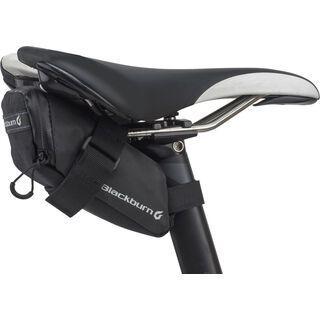 Blackburn Grid Small Seat Bag, black reflective - Satteltasche