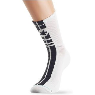Assos summerSock Mille, white Panther