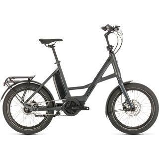 *** 2. Wahl *** Cube Compact Hybrid 2020, iridium´n´black - E-Bike | Größe Unisize