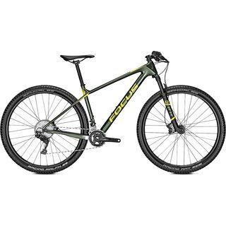 Focus Raven 8.7 2019, green/lime - Mountainbike