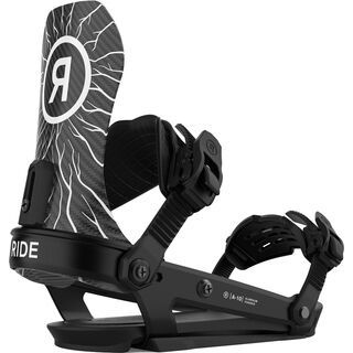 Ride A-10 2021, forbidden trees - Snowboardbindung