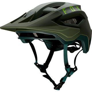 Fox Speedframe Helmet, pine - Fahrradhelm