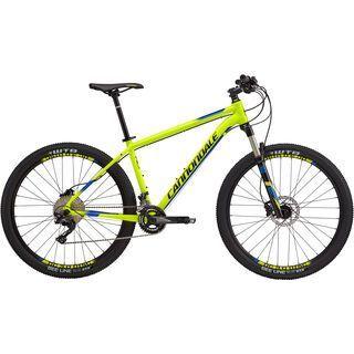 Cannondale Trail 1 27.5 2017, volt/blue/black - Mountainbike