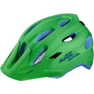 Alpina Carapax Jr., green blue - Fahrradhelm