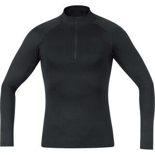 Gore Bike Wear Base Layer Turtleneck, black - Funktionsshirt