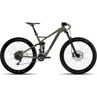 Ghost H AMR 6 AL 2017, greenblack - Mountainbike