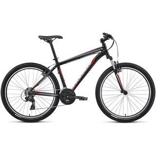 Specialized Hardrock 2014, Black/Charcoal/Red/White - Mountainbike