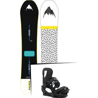 Set: Burton Deep Thinker 2019 +  Cartel (1930900S)