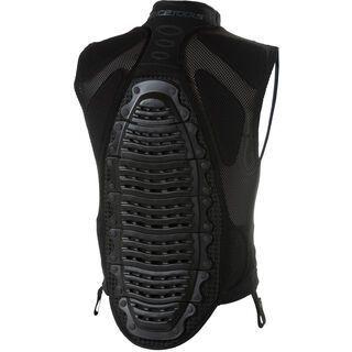 Icetools Spine Jacket Std, black - Rückenprotektor