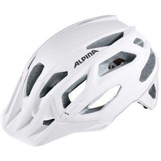 Alpina Garbanzo, white - Fahrradhelm