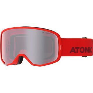 Atomic Revent - Silver Flash red