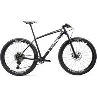 Specialized S-Works Epic HT World Cup 2018, black/silver - Mountainbike