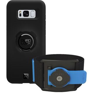 Quad Lock Run Kit Samsung Galaxy S8 Plus