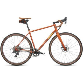 Specialized Sequoia Jim Merz Edition 2017, orange/gunmetal - Rennrad