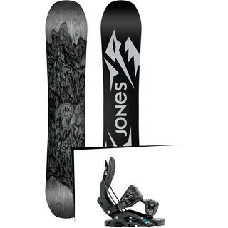 Set: Jones Ultra Mountain Twin 2019 + Flow Juno (1908499S)