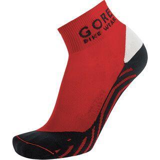 Gore Bike Wear Contest Socken, red black