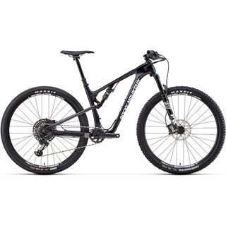 Rocky Mountain Element Carbon 70 2018, grey/black - Mountainbike