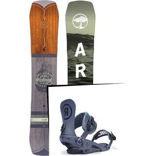 Set: Arbor Westmark Camber 2017 + Ride Rodeo (1770171S)