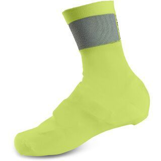 Giro Knit Shoe Cover highlight yellow/black