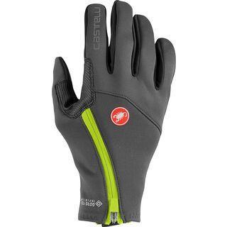 Castelli Mortirolo Glove, dark gray - Fahrradhandschuhe