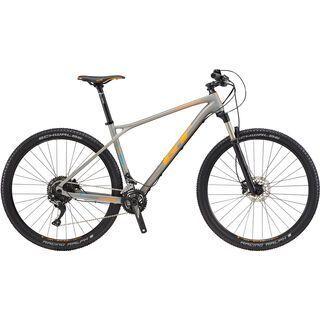 GT Zaskar Carbon Comp 9R 2017, gun/orange - Mountainbike