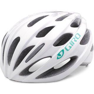 Giro Trinity, white pearl flowers - Fahrradhelm