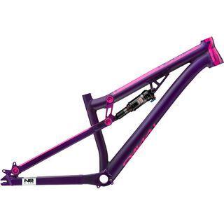 NS Bikes Soda Slope Frame 2017, purple