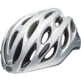 Bell Tracker R, silver/titanium - Fahrradhelm