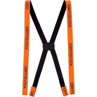 Ortovox Suspenders, shocking orange - Hosenträger