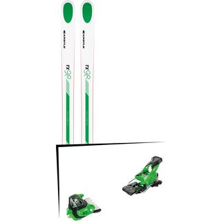 Set: Kästle TX98 2019 + Tyrolia Attack² 16 GW green